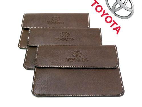 Túi Đựng Giấy Tờ Ô Tô Toyota
